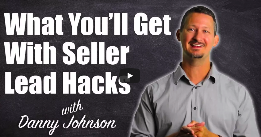 Seller Lead Hacks – Danny Johnson download