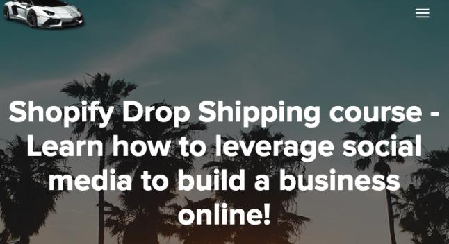 Shopify Drop Shipping – Sebastian Ghiorghiu download