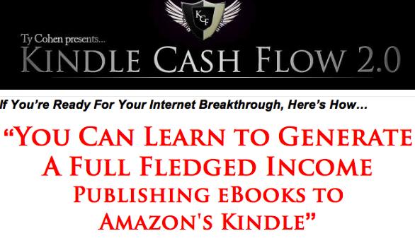 Kindle Cash Flow 2.0 – Ty Cohen download
