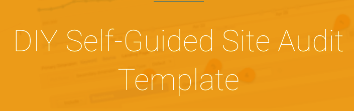 DIY Self-Guided Site Audit Template – Annie Cushing download