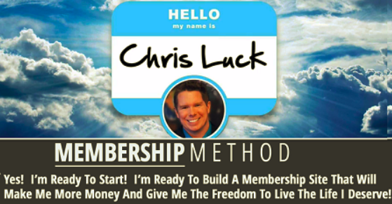 Full Specification  Membership Sites Membership Method