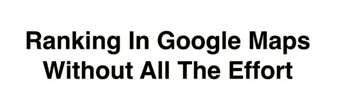 Google Maps Vault – Joe Troyer download