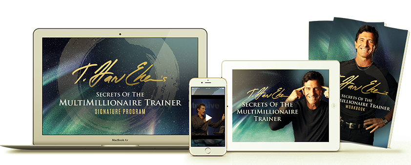 Secrets Of The MultiMillionaire Trainer – T. Harv Eker download