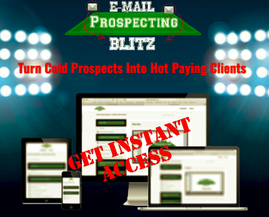 Email Prospecting Blitz – Nick Ponte & Tom Gaddis download
