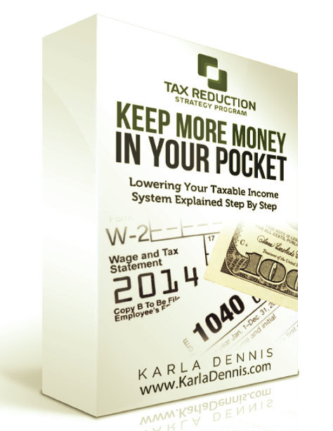 Tax Reduction Strategy Program – Karla Dennis download