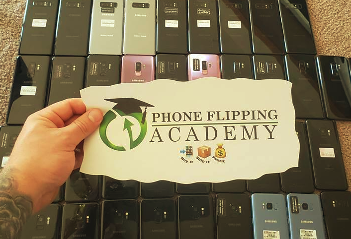 The Phone Flipping Academy Course – Luke Deutschlander download