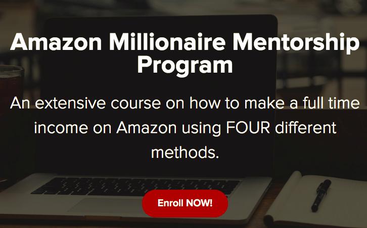 Amazon Millionaire Mentorship Program – Jordan Kilburn download