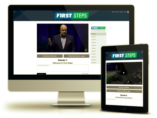First Steps – Eric Worre download