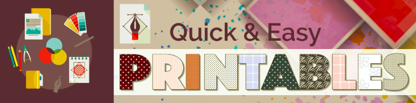 Quick and Easy Printables Business download