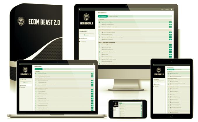 Ecom beast 2.0 – Harry Coleman download