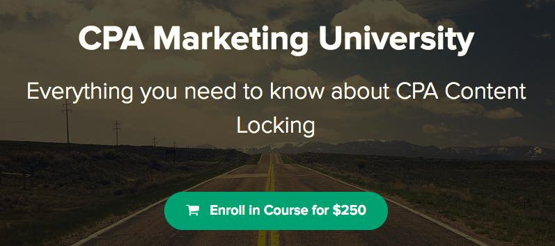 CPA Marketing University – Brandon Belcher download