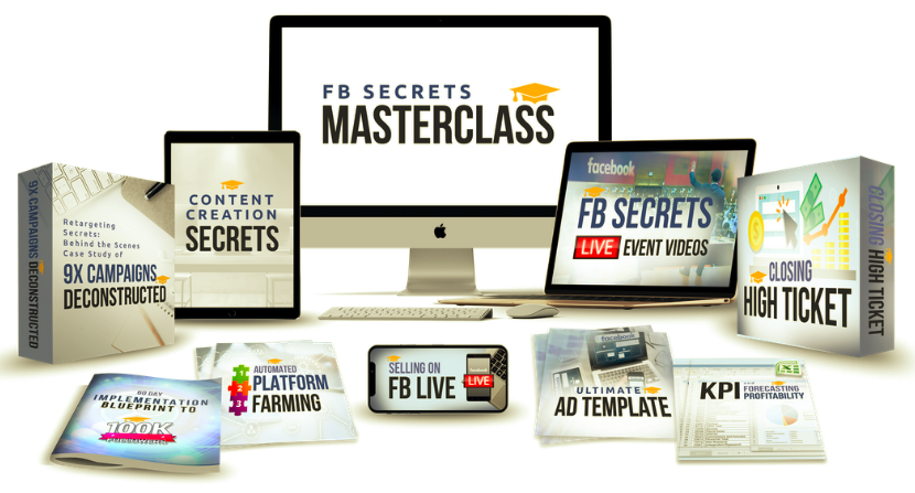 Facebook Secrets Mastery – Peng Joon download