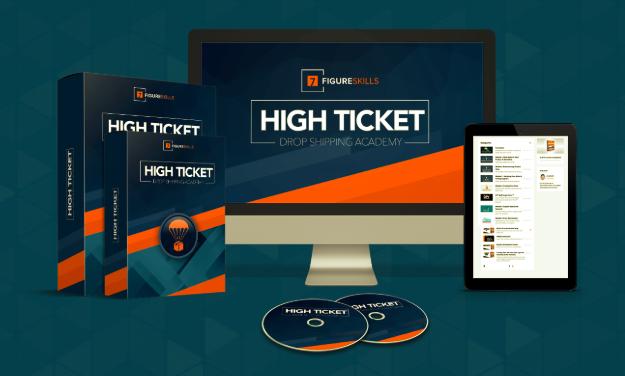 Get] High Ticket Dropship Academy – AJ Jomah – 7 Figure
