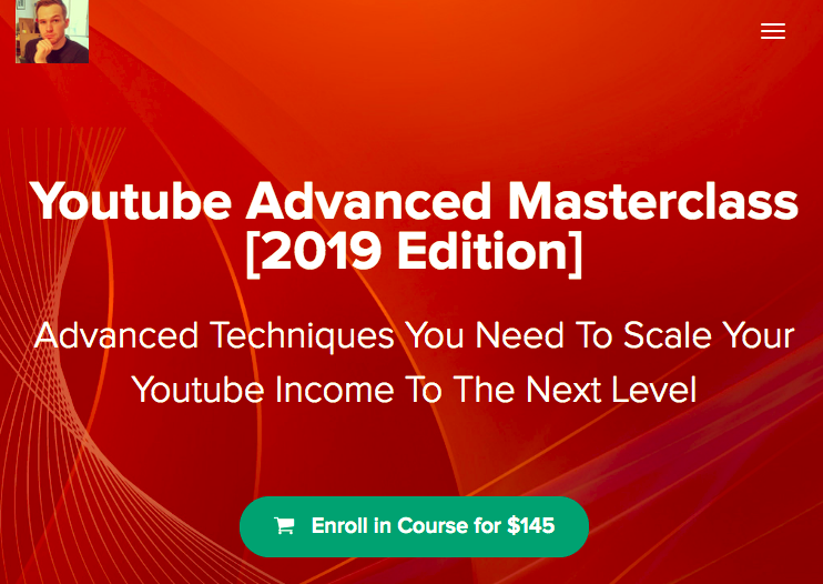 Youtube Advanced Masterclass 2019 – Over $50k Per Month From Youtube download
