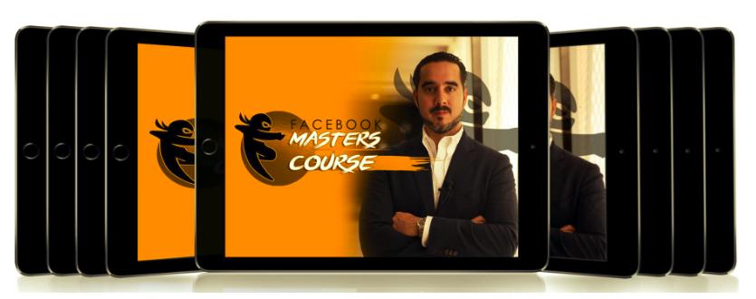 Facebook Masters Course – Manuel Suarez & Ben Cummings download