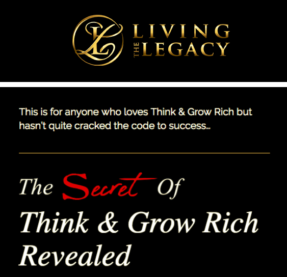Living the Legacy – Bob Proctor download