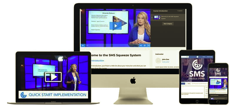 SMS Squeeze Strategy – Amanda Dobson download