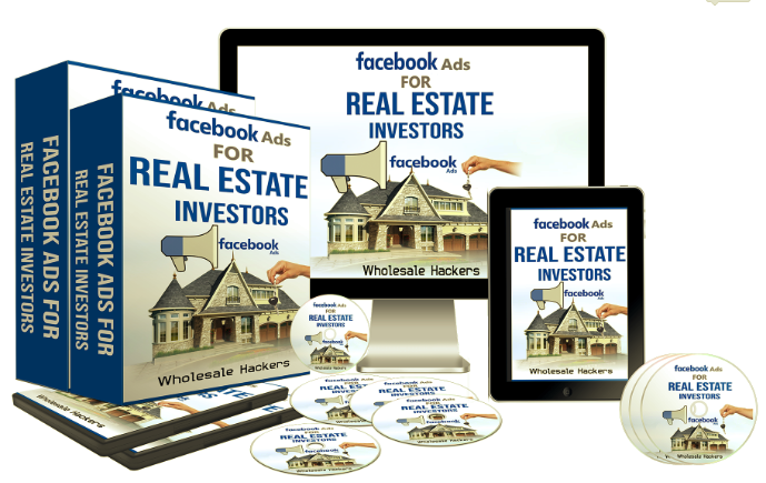 Facebook Ads for Real Estate – Wholesale Hackers download