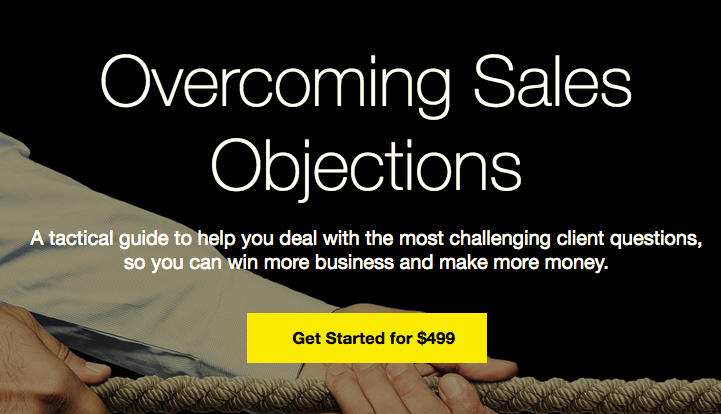 Overcoming Sales Objections – Chris Do (The Futur) download