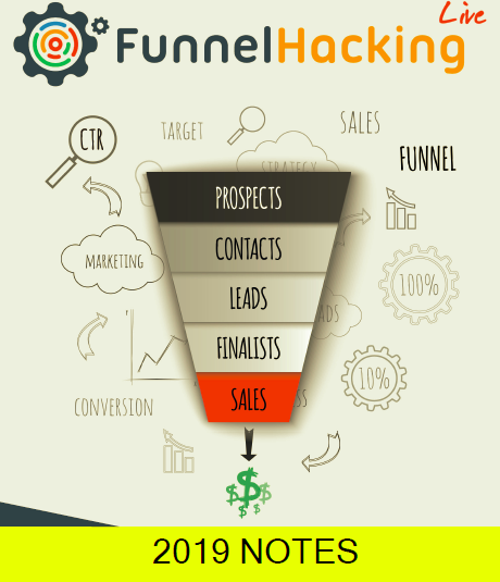 Funnel Hacking Live Notes 2019 – Russell Brunson download