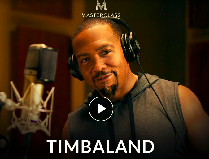 Teaches Producing and Beatmaking – Timbaland download