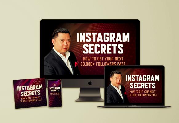 Get] Instagram Secret 2019 – Dan Lok – eCashMiner Free Download