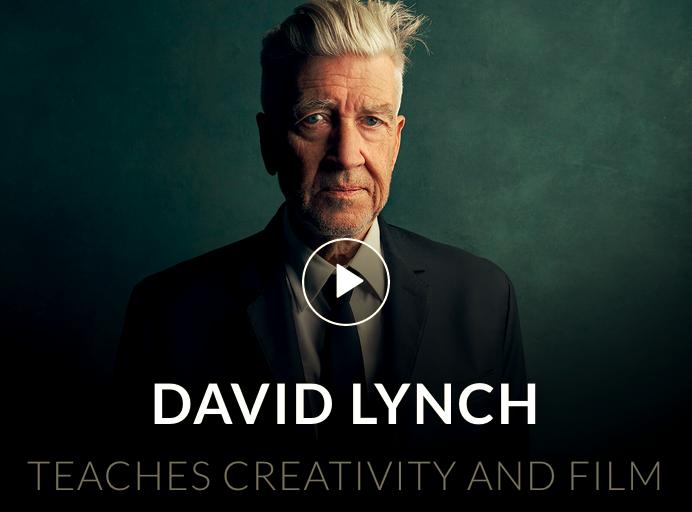 Teaches Creativity and Film – David Lynch download