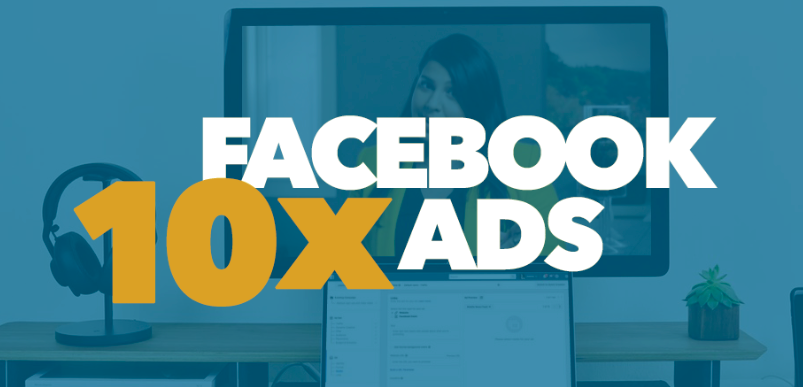 10x Facebook Ads – Joanna Wiebe download