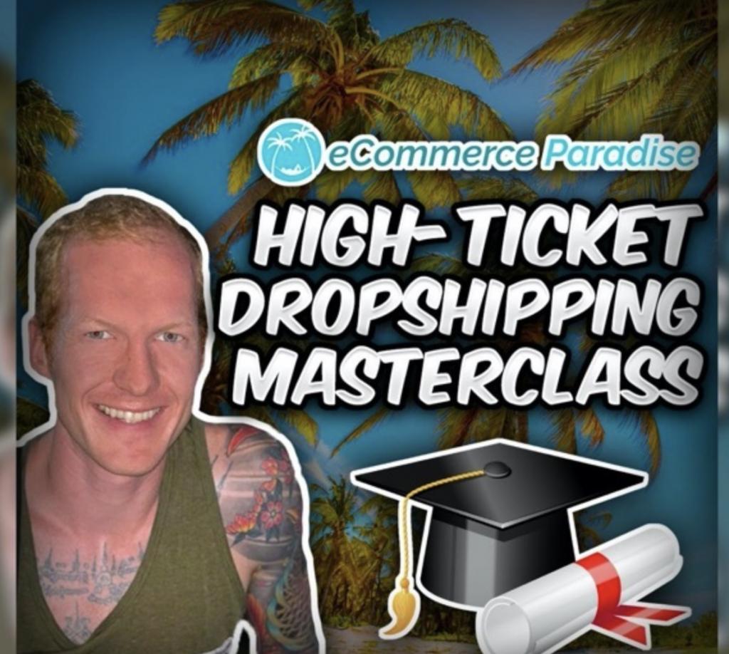 High-Ticket Drop Shipping Masterclass – Trevor Fenner download