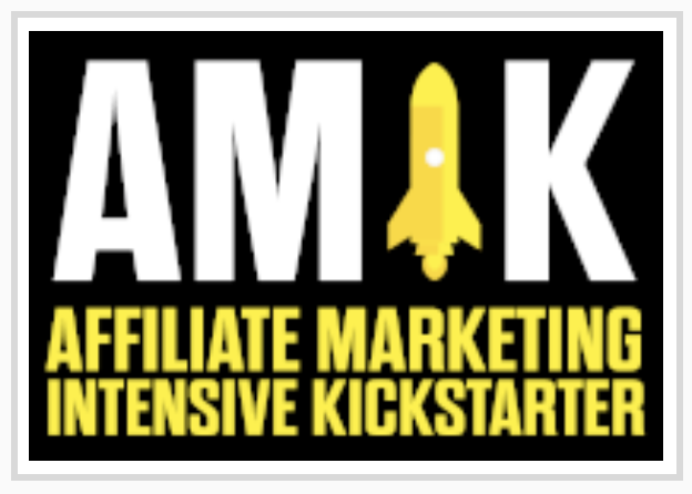 Amik Affiliate Marketing Intensive Kickstarter – Tiz Gambacorta download