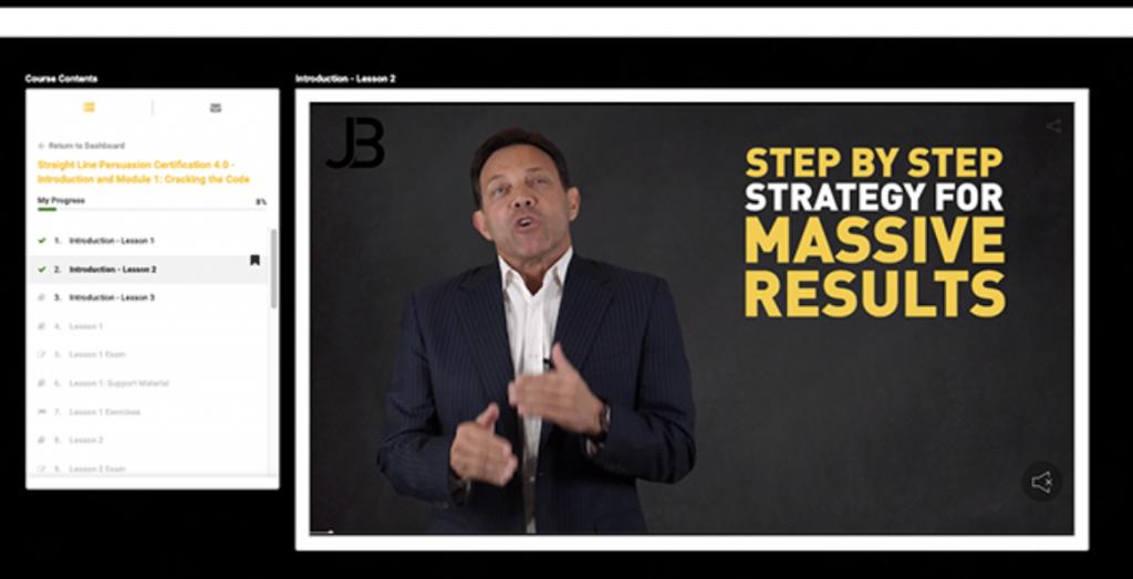 Straight Line Sales Cert 4.0 – Jordan Belfort download