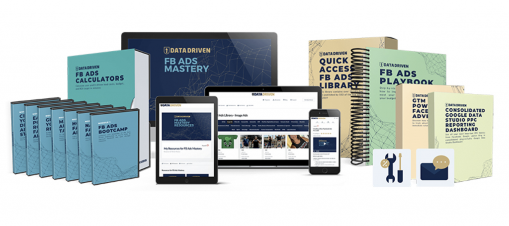 FB Ads Complete Data Master Package – Jeff Sauer download