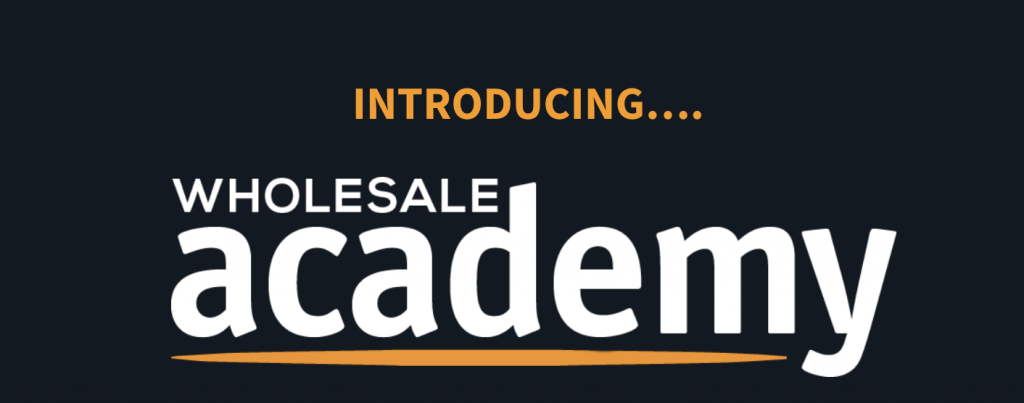 Wholesale Academy – Larry Lubarsky download