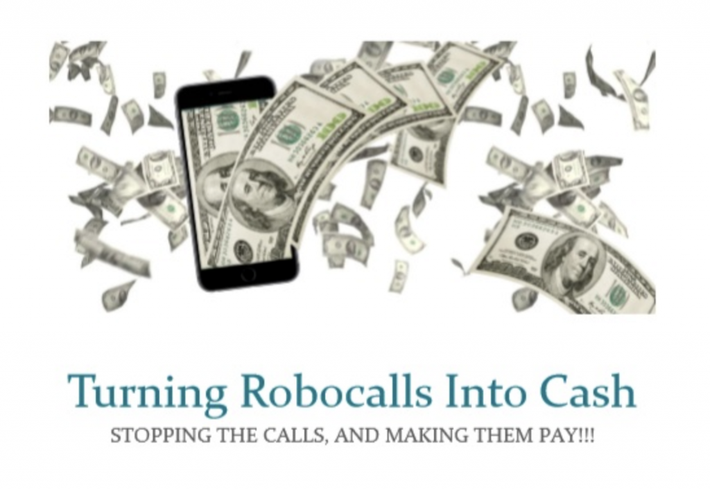 Turning Robocalls Into Cash download