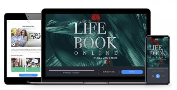 Lifebook – Jon & Missy Butcher download
