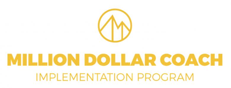Million Dollar Coach Implementation Program – Taki Moore download