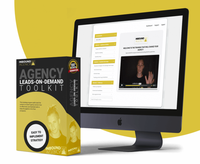 Inbound Agency – Tom Wedding download