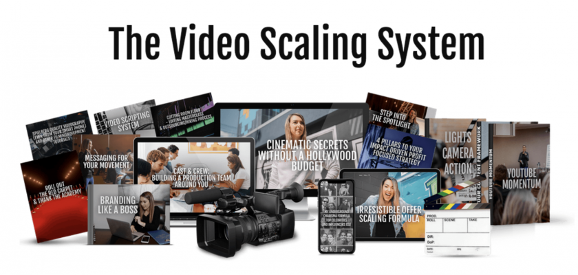 Video Scaling System – Marley Jaxx download