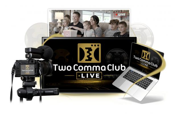 Two Comma Club Live – Russel Brunson download