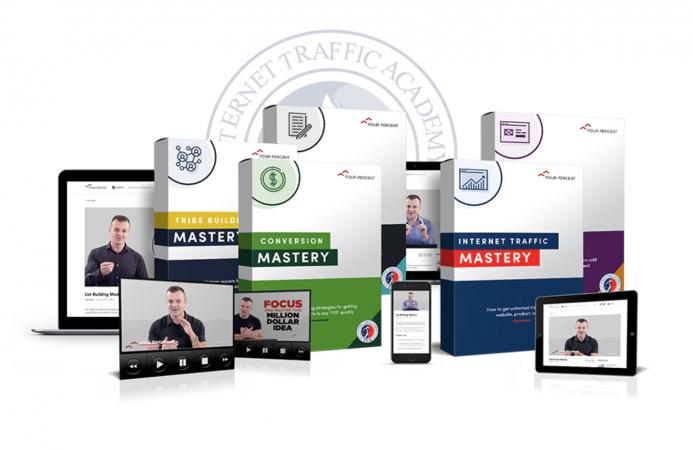 Internet Traffic Academy 2020 – Vick Strizheus download