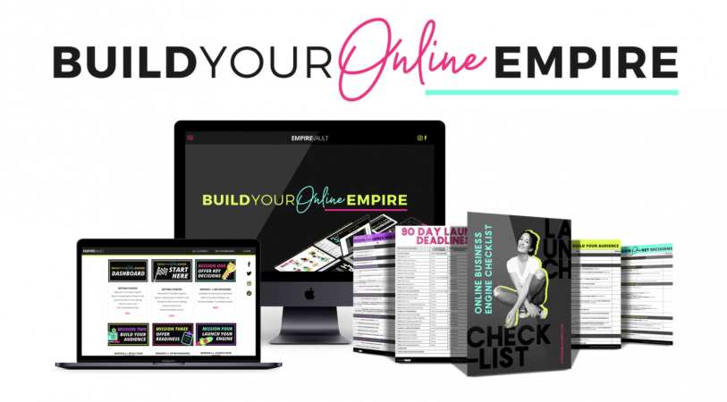 Building Your Empire – Stef Joanne download