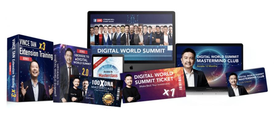 Digital World Summit – Vince Tan download