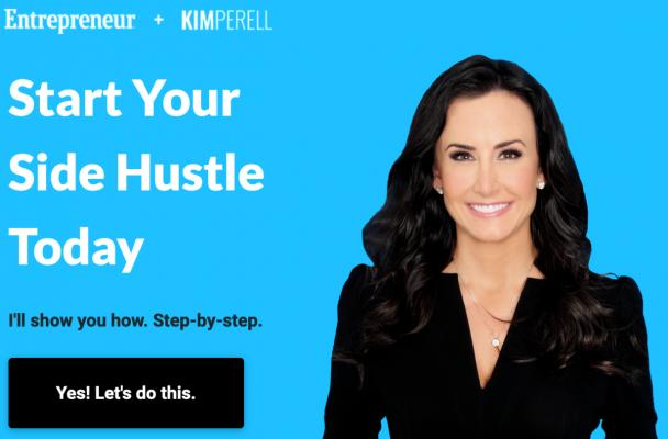 Side Hustle Accelerator – Kim Perrel download