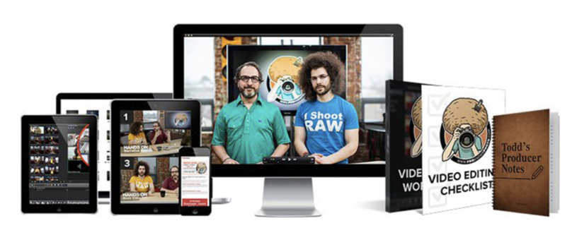 FroKnowsPhoto Guide To Video Editing – Jared Polin & Todd Wolfe download