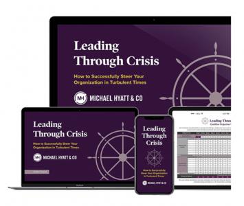 Leading Through Crisis – Michael Hyatt download