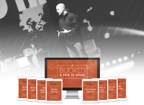 Get Inside Booked & Paid to Speak – Grant Baldwin download