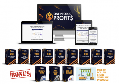 One Product Profits – Nick Peroni download