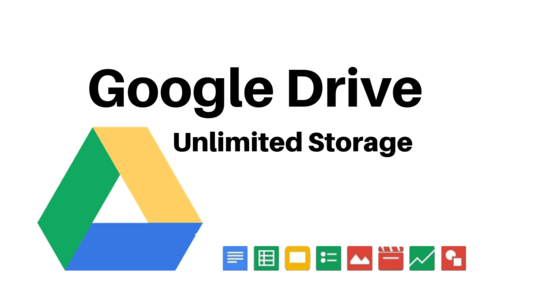 Unlimited Google Drive (Lifetime) Account