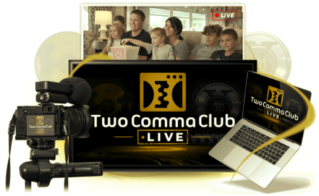 Two Comma Club LIVE Virtual Conference – Russell Brunson download