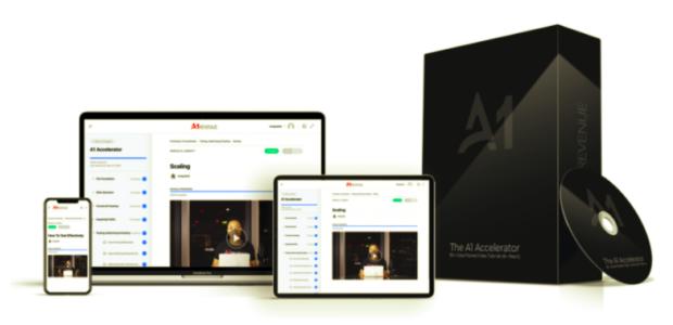 Accelerator (Bundle Courses) – A1 Revenue download